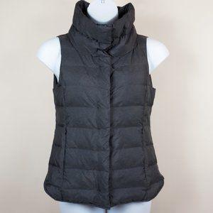 Eileen Fisher Jackets & Coats - Eileen Fisher Nylon Puffer Vest 80/20 Down Feather
